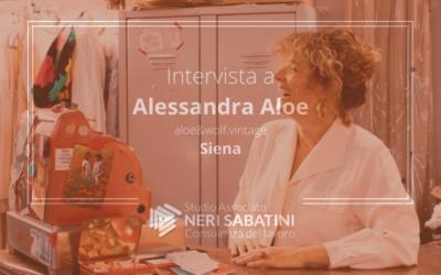 Intervista a Alessandra Aloe di aloe&wolf.vintage