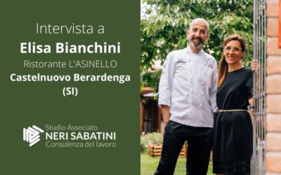 Intervista a Elisa Bianchini del Ristorante L'ASINELLO